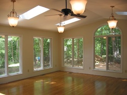 Sunroom Addition by Bell Tower Construction